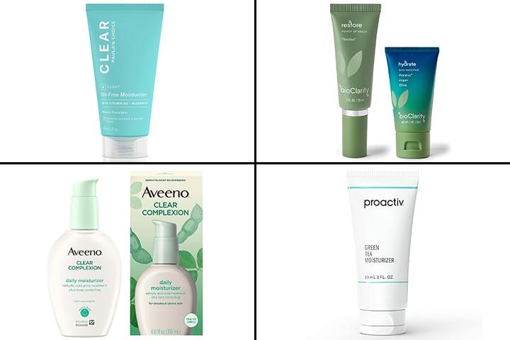 19 Best Moisturizers For Acne-Prone Skin