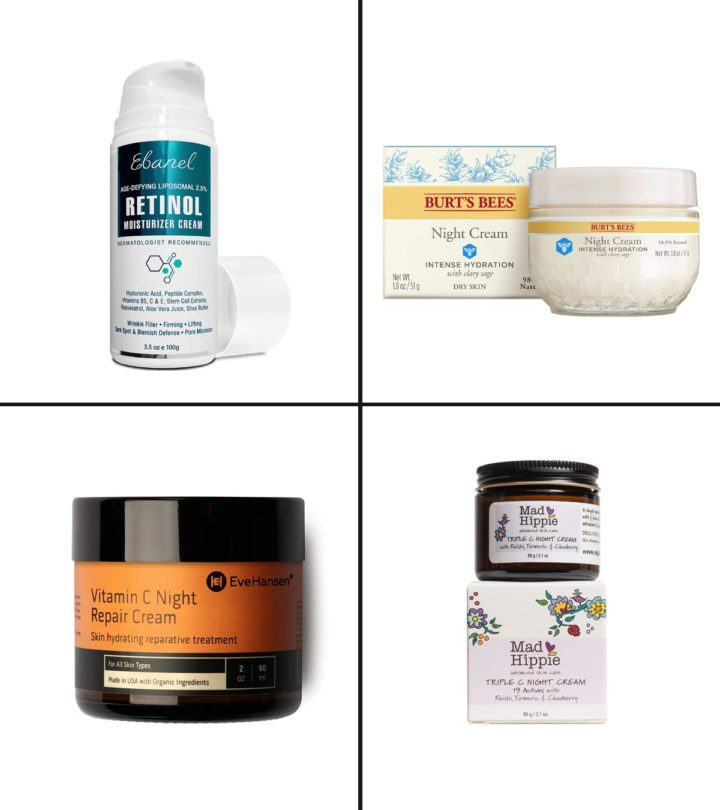 21 Best Night Creams For Acne-1