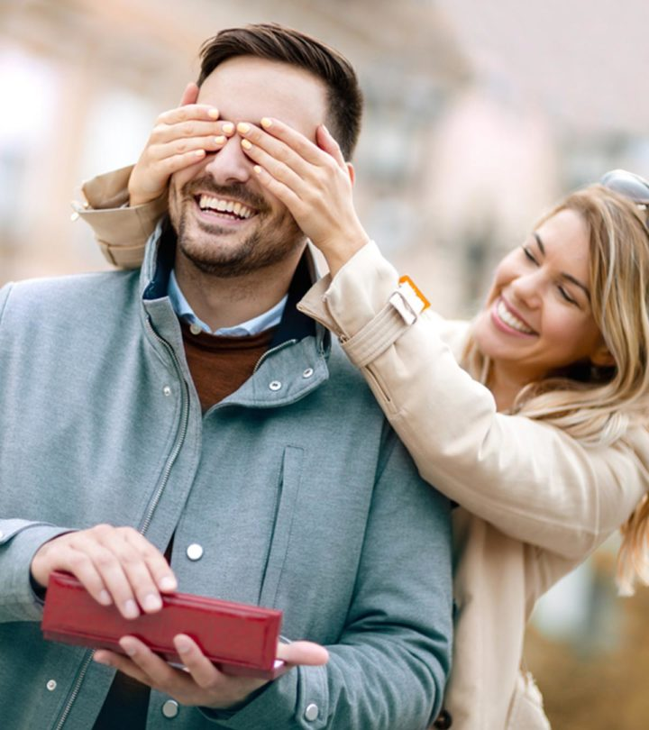 27 Cute And Romantic Ways to Surprise Your BoyfriendHusband