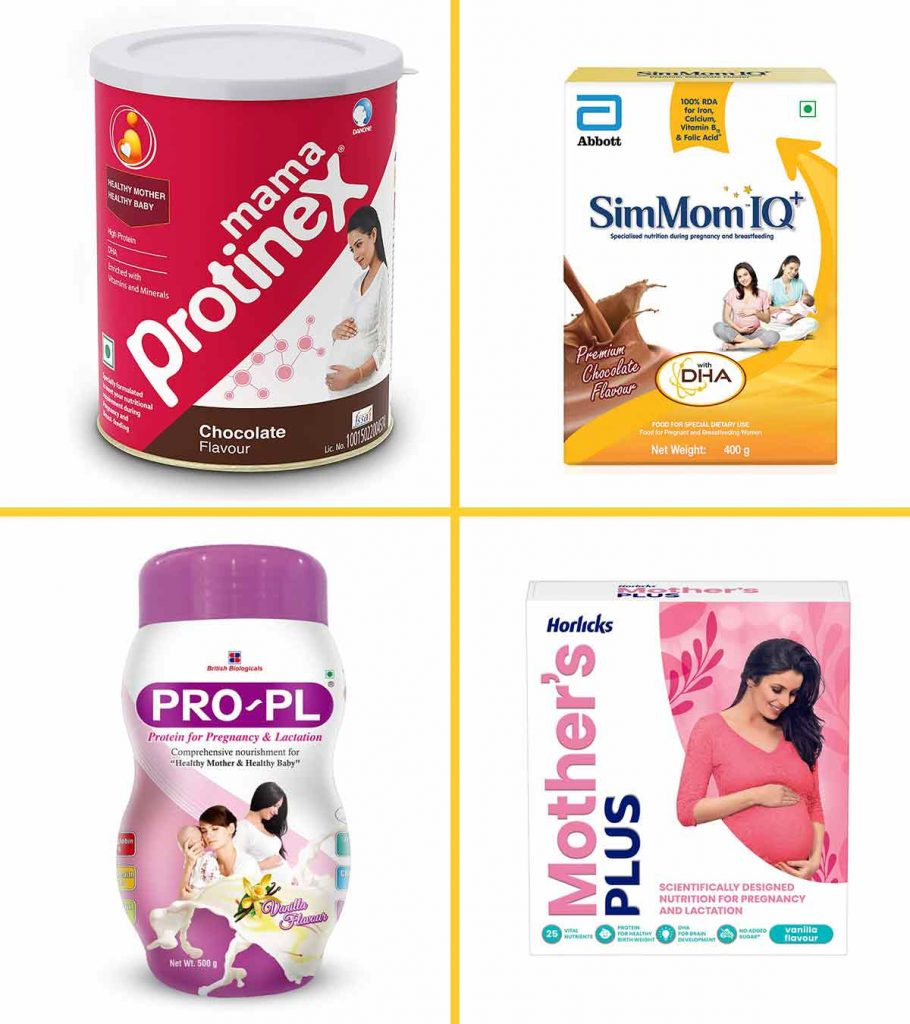 7 Best Protein Powders For Pregnancy In India