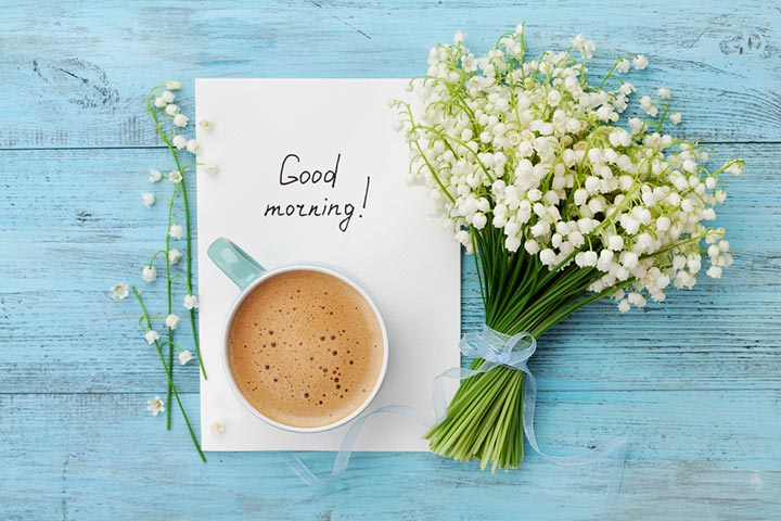 75 Cute Good Morning Love Letters For Her And Him