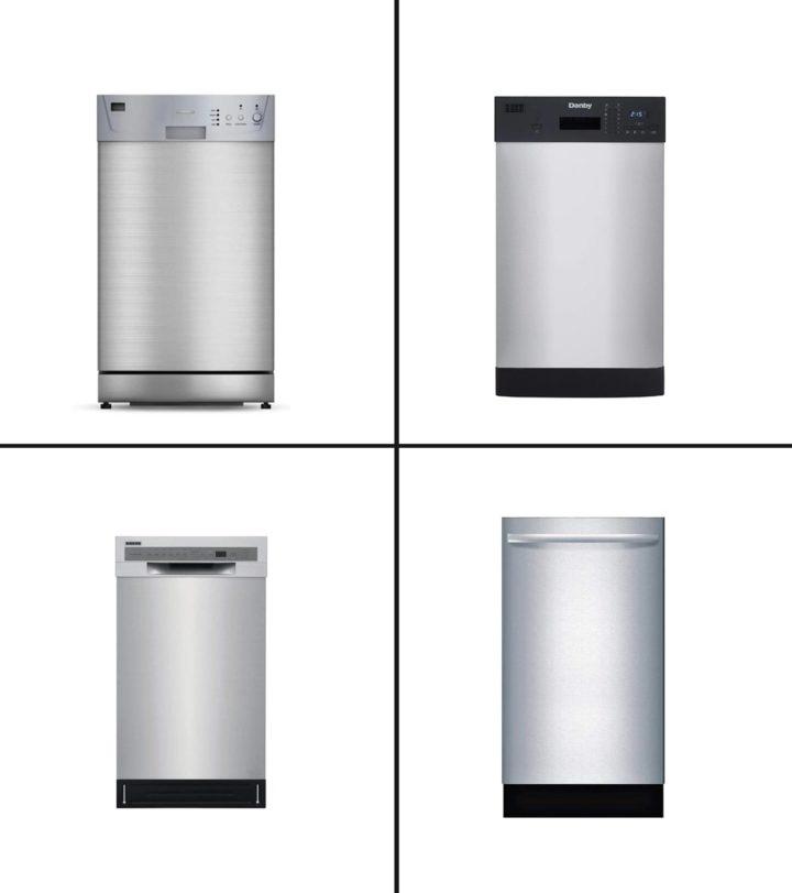 9 Best 18-Inch Dishwashers In 2020