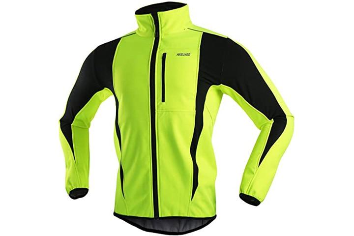 ARSUXEO Winter Softshell Jacket