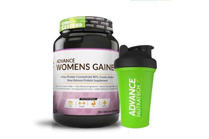 Advance Nutratech Weight Gainer For Women