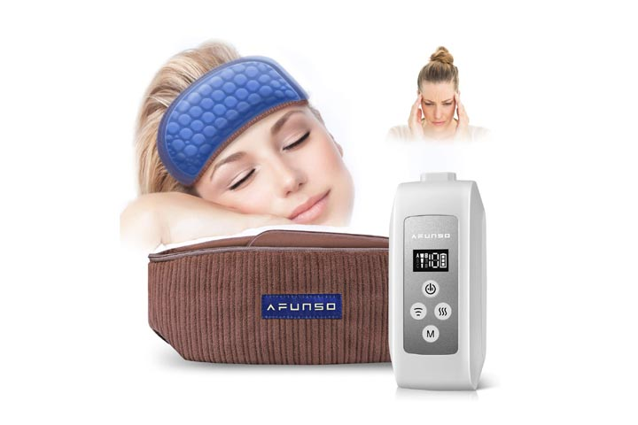 Afunso Scalp Massager