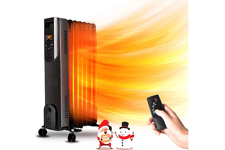 Air Choice Electric Radiator Heater