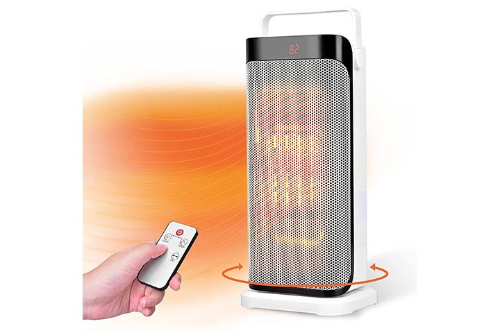Air Choice Space Heater with Remote