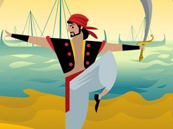अलिफ लैला - सिंदबाद जहाजी की छठी समुद्री यात्रा की कहानी