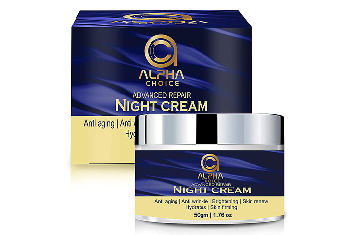 Alpha Choice Night Cream