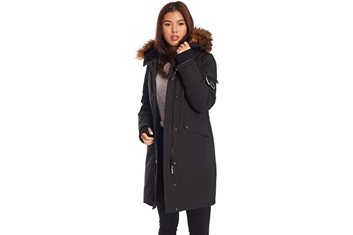Alpine North Long Parka Winter Jacket