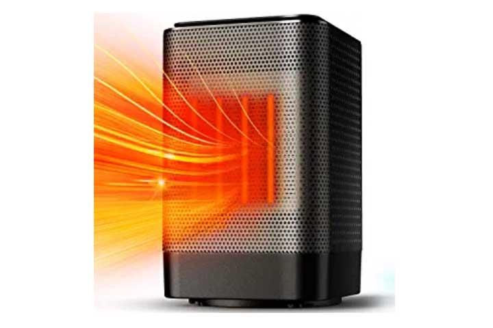 Alrocket Oscillating Space Heater