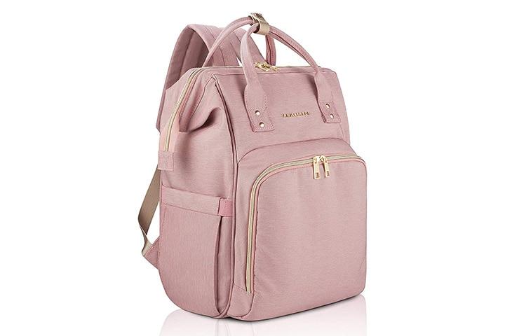 Amilliardi Diaper Bag Backpack - 6 Insulated Bottle Holders