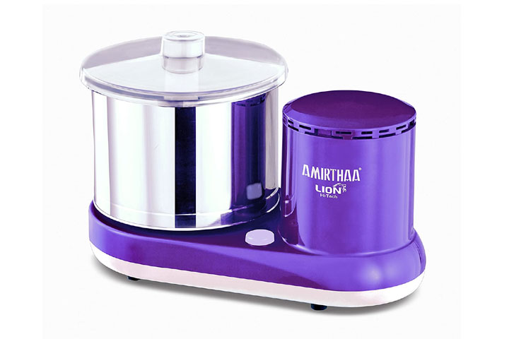 Amirthaa Lion Hi-Tech Table Top Wet Grinder