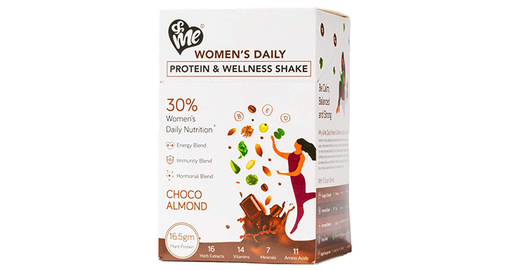 And Me Women's Protein- Plant-Based Protein