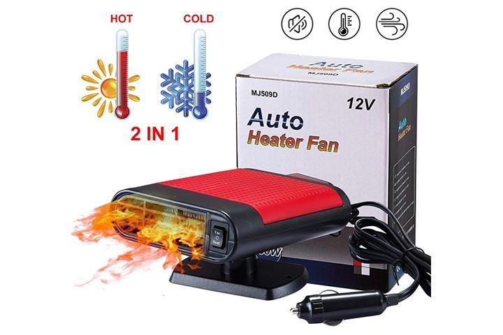 Ankda High Power Car Portable Heater