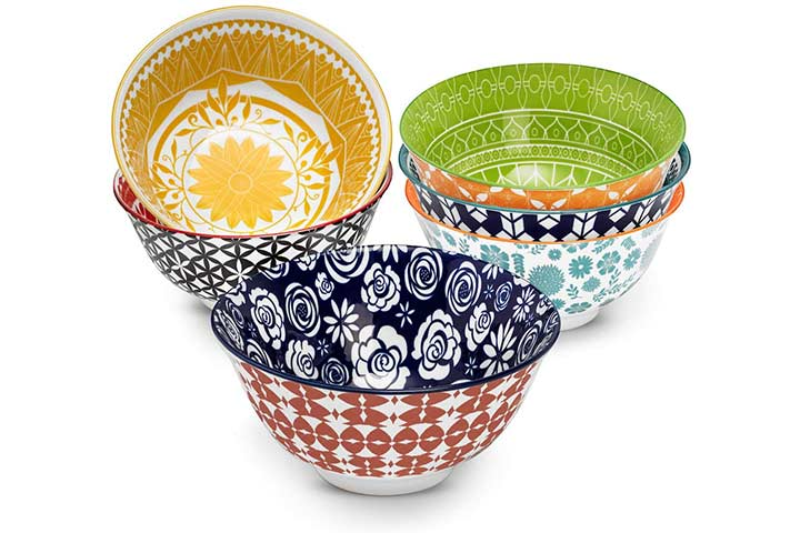 Annovero Cereal And Soup Bowls