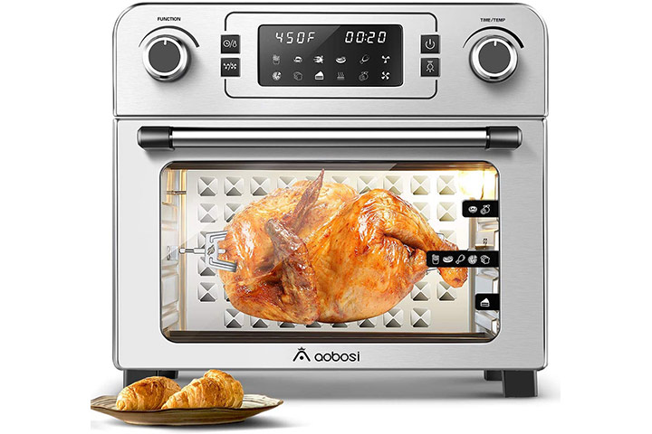 Aobosi Toaster Oven Air Fryer
