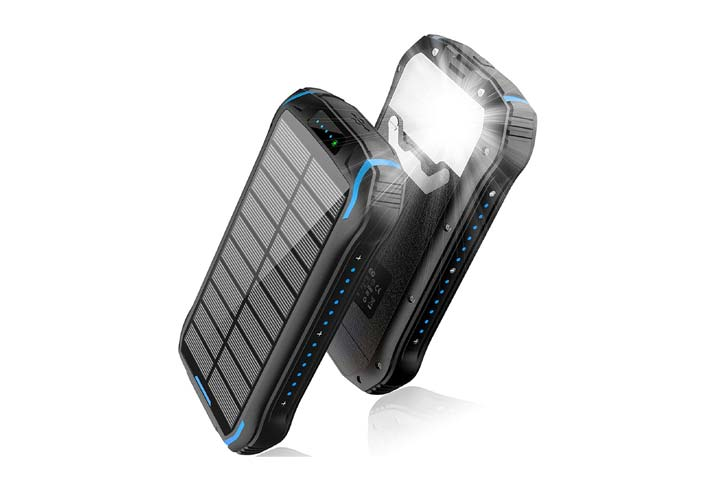 Aonidi Solar Power Bank