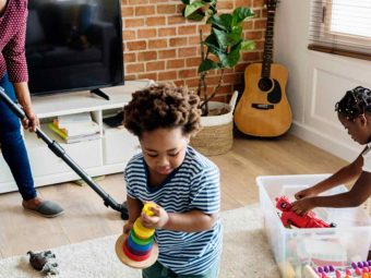 At What Age Should Kids Start Doing Household Chores?