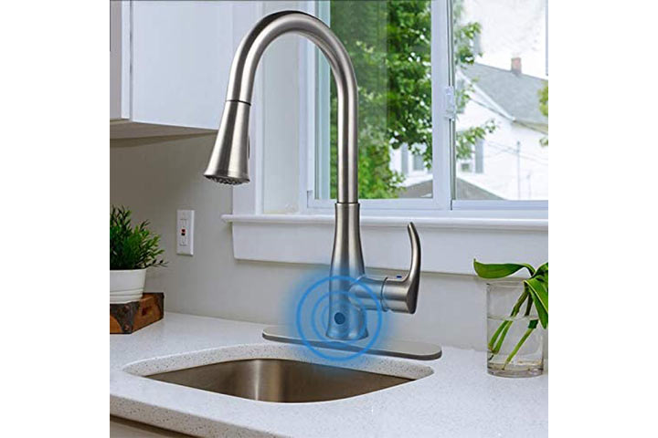 Atalawa Touchless Wave Sensor Faucet