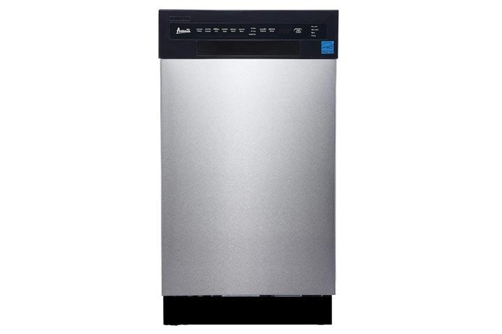 Avanti DW1833D3SE 18-inch Built-in Dishwasher