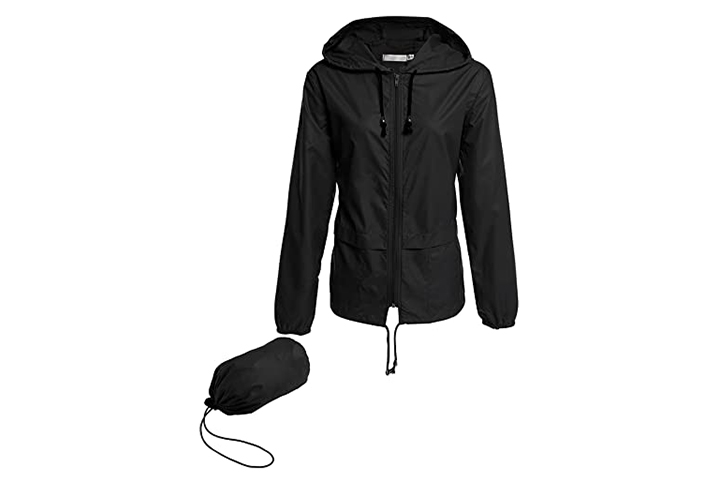 Avoogue Lightweight Rain Jacket