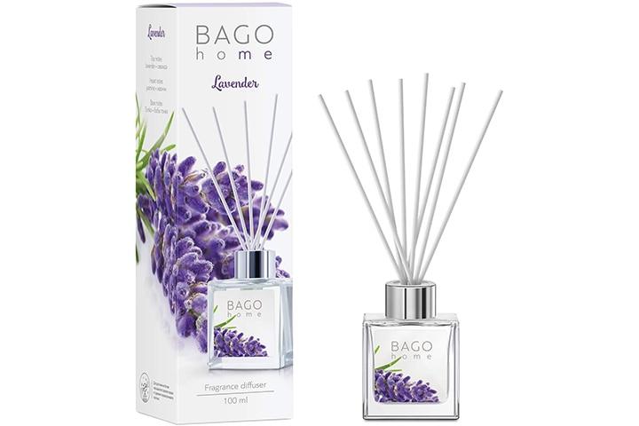 BAGO home Fragrance Oil Reed Diffuser Set