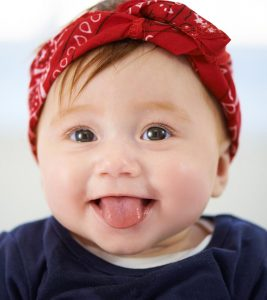 Baby Chewing Tongue Why They Do It And What To Do About It