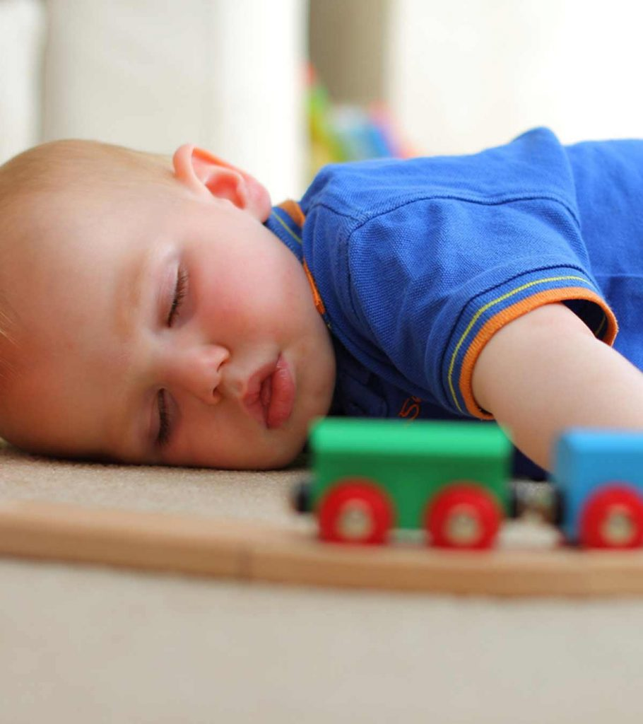 Baby Sleeping On The Floor Safety Benefits And Precautions 910x1024