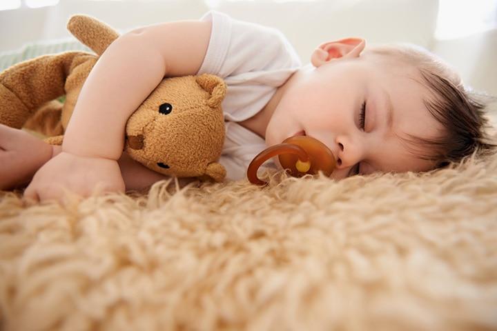 Baby Sleeping On The Floor Safety