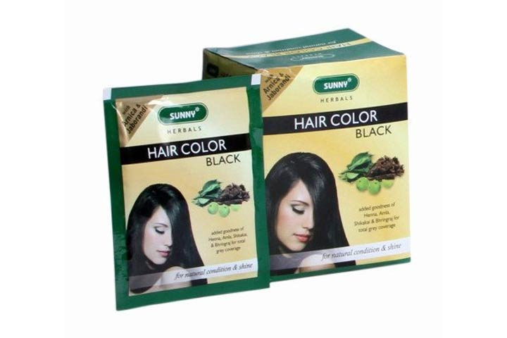 Bakson Herbal Hair Color