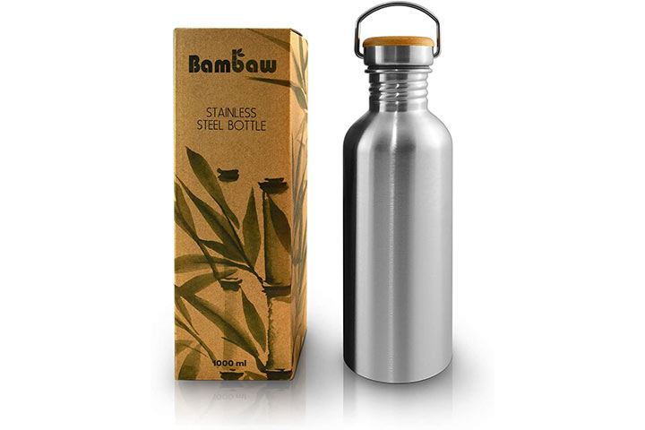 BamBaw Stainless Steel Bottle