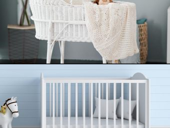 Bassinet vs Crib: What's The Difference And Which One To Choose?