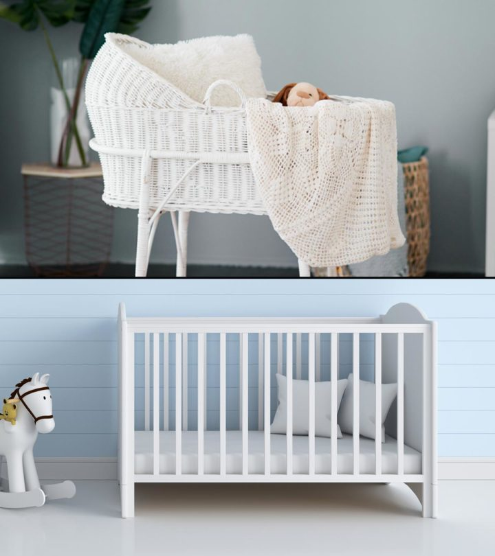 Bassinet vs Crib What's The Difference And Which One To Choose