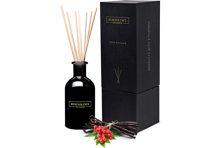 Benevolence LA Reed Diffusers for Home
