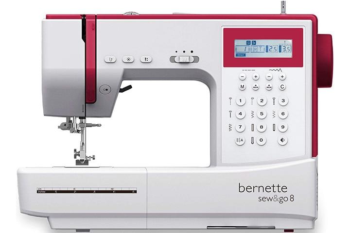 Bernette Sew&Go 8