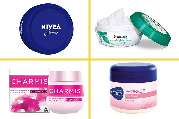 Best Cold Cream For Dry Skin In Winter