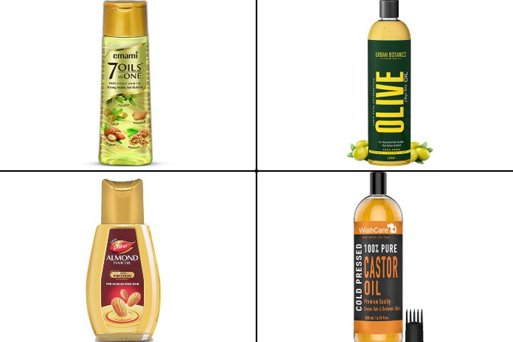 Best Hair Oils To Buy In India