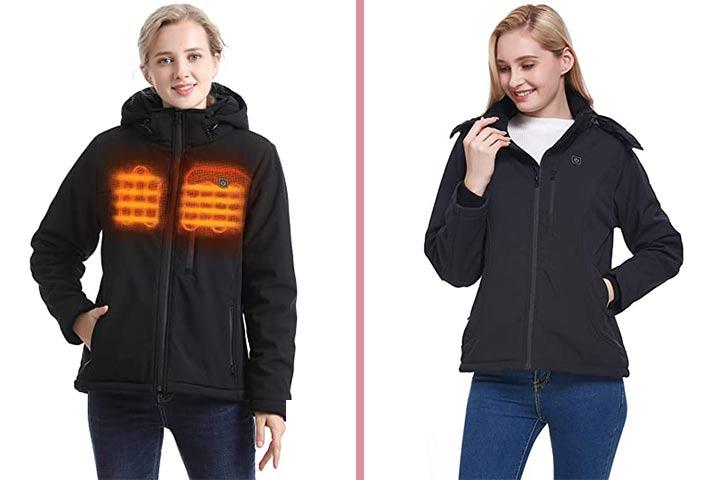 Best Heated Jackets For Women in 2020
