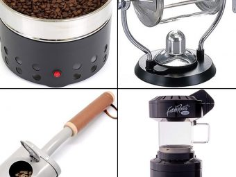 11 Best Home Coffee Roasters In 2021