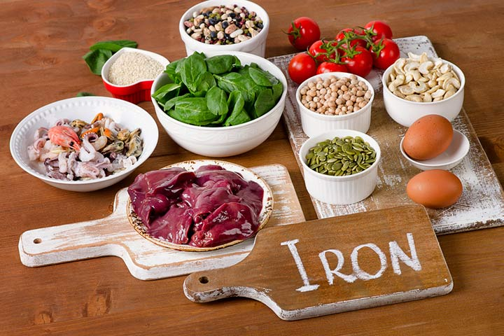 Best Iron-rich Foods For Toddlers And Recipes To Try