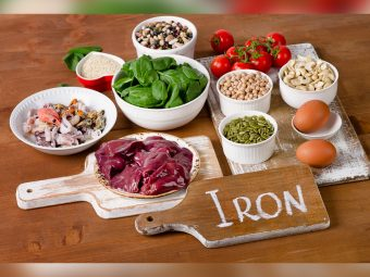 11 Best Iron-rich Foods For Toddlers And Recipes To Try
