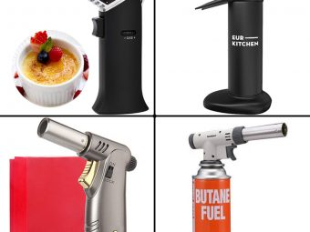 11 Best Kitchen Torches To Buy In 2021
