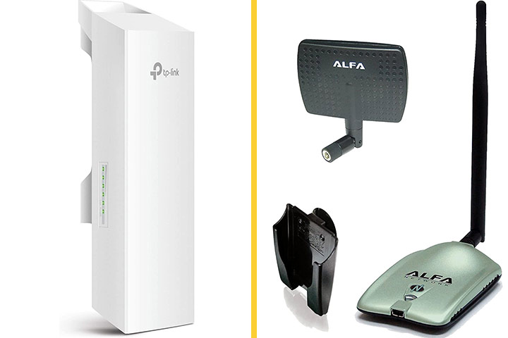 Best Outdoor Wi-Fi Extenders for long-range