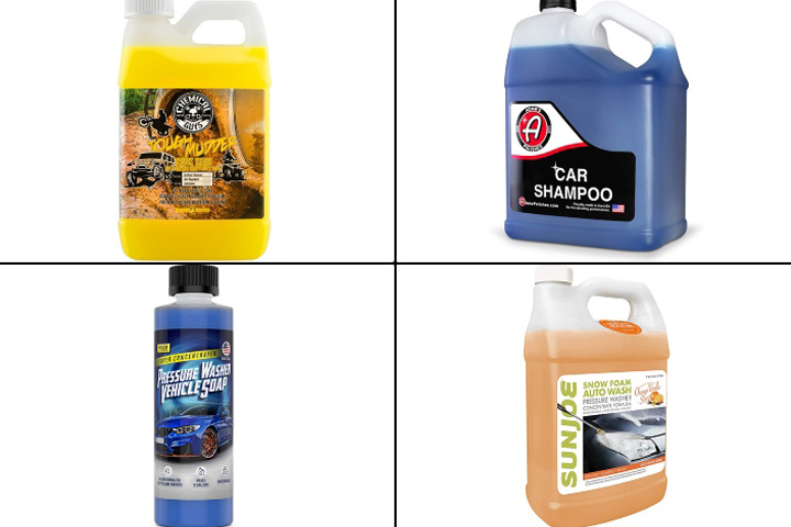 Best Pressure Washer Soaps