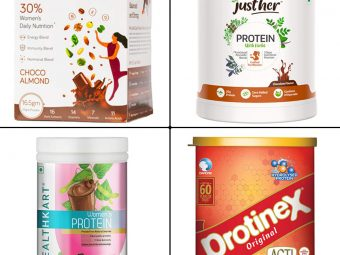 13 Best Protein Powders For Women In India