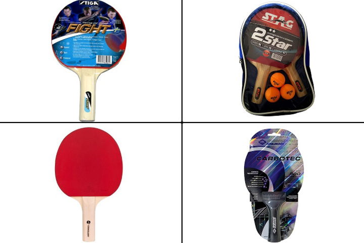 Best Table Tennis Bats In India