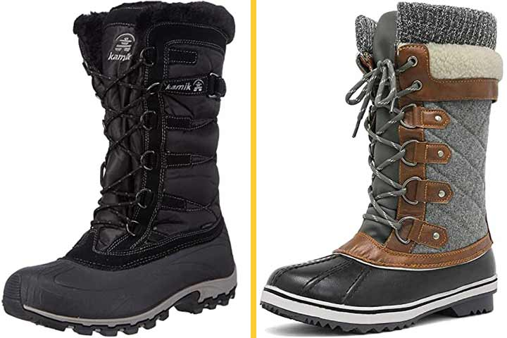 Best Winter Boots For College Students