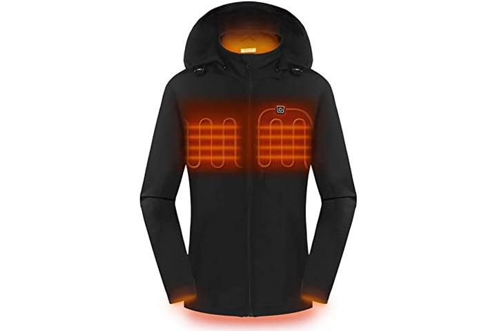Bevoye Women's Heated Jacket