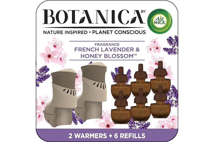 Botanica By Air Wick Plugin Scented Oil Starter Kit